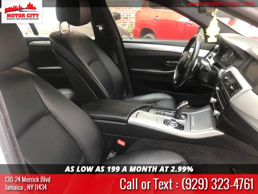 2013 BMW 5 Series 4dr Sdn 528i xDrive AWD, available for sale in Jamaica, New York | Motor City. Jamaica, New York
