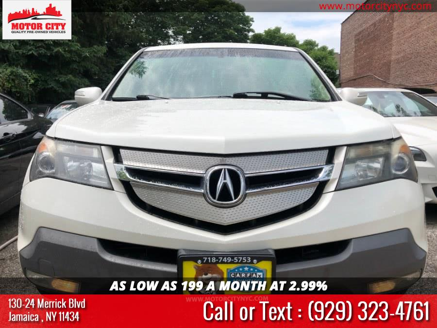 Used 2008 Acura MDX in Jamaica, New York | Motor City. Jamaica, New York