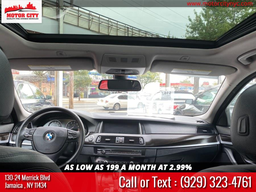 2014 BMW 5 Series 4dr Sdn 535i xDrive AWD, available for sale in Jamaica, New York | Motor City. Jamaica, New York