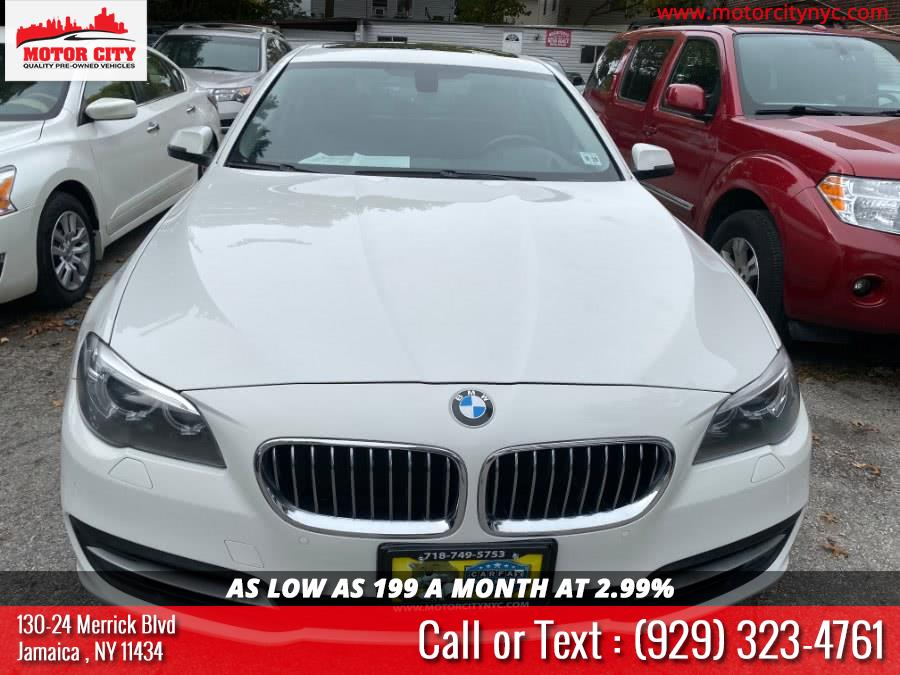 Used 2014 BMW 5 Series in Jamaica, New York | Motor City. Jamaica, New York