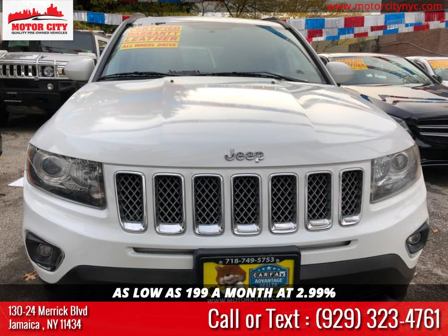 Used 2014 Jeep Compass in Jamaica, New York | Motor City. Jamaica, New York