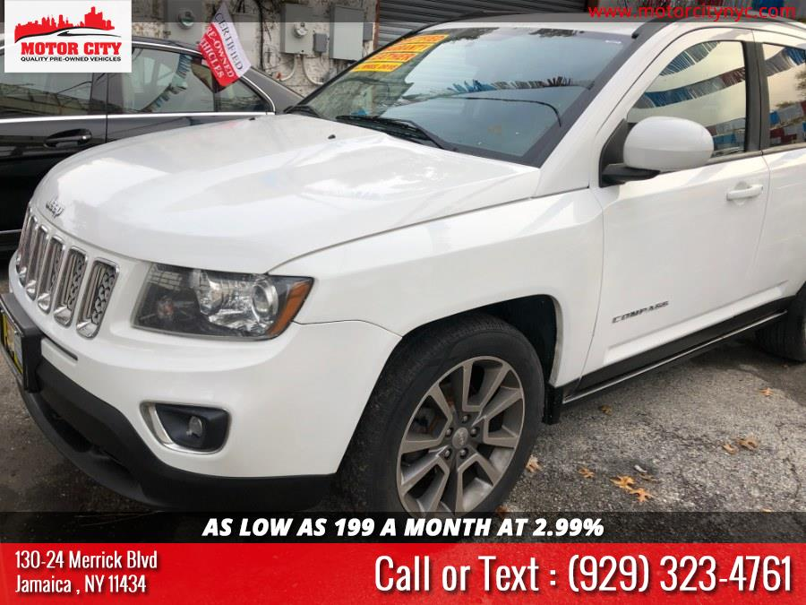 2014 Jeep Compass 4WD 4dr Limited, available for sale in Jamaica, New York | Motor City. Jamaica, New York