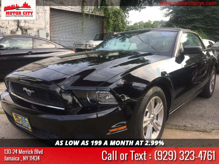 Used 2014 Ford Mustang in Jamaica, New York | Motor City. Jamaica, New York