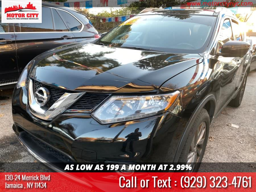 Used Nissan Rogue AWD 4dr SL 2016 | Motor City. Jamaica, New York