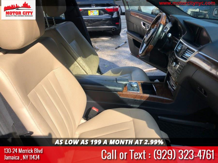 2012 Mercedes-Benz E-Class 4dr Sdn E550 Sport 4MATIC, available for sale in Jamaica, New York | Motor City. Jamaica, New York