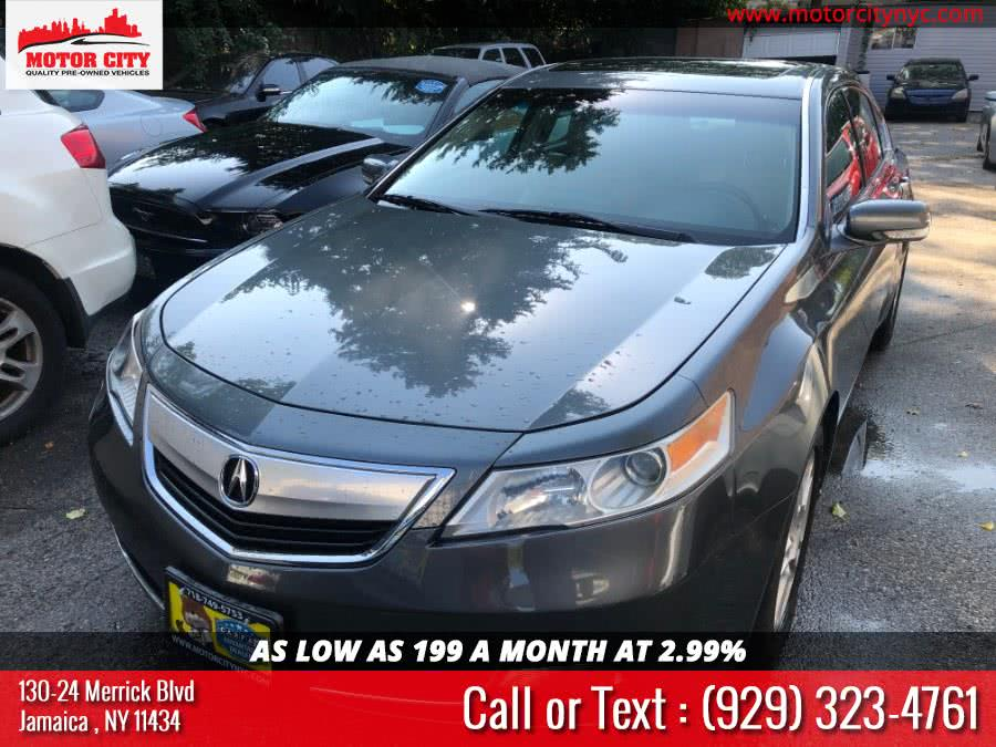 Used 2011 Acura TL in Jamaica, New York | Motor City. Jamaica, New York