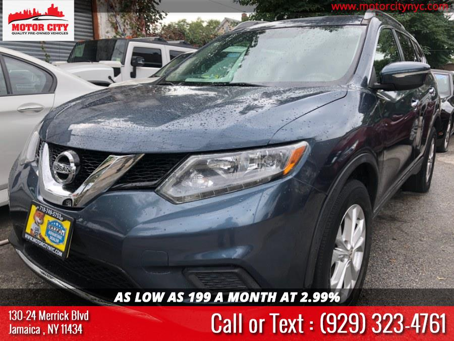 2014 Nissan Rogue AWD 4dr S, available for sale in Jamaica, New York | Motor City. Jamaica, New York