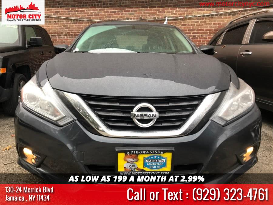 Used Nissan Altima 2.5 S Sedan 2017 | Motor City. Jamaica, New York