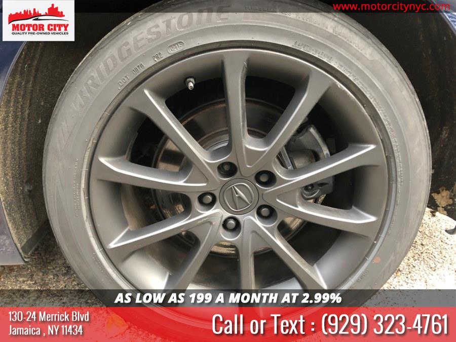 2015 Acura TLX 4dr Sdn FWD V6 Tech, available for sale in Jamaica, New York | Motor City. Jamaica, New York