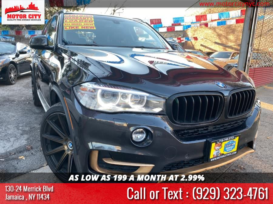 Used 2014 BMW X5 in Jamaica, New York | Motor City. Jamaica, New York