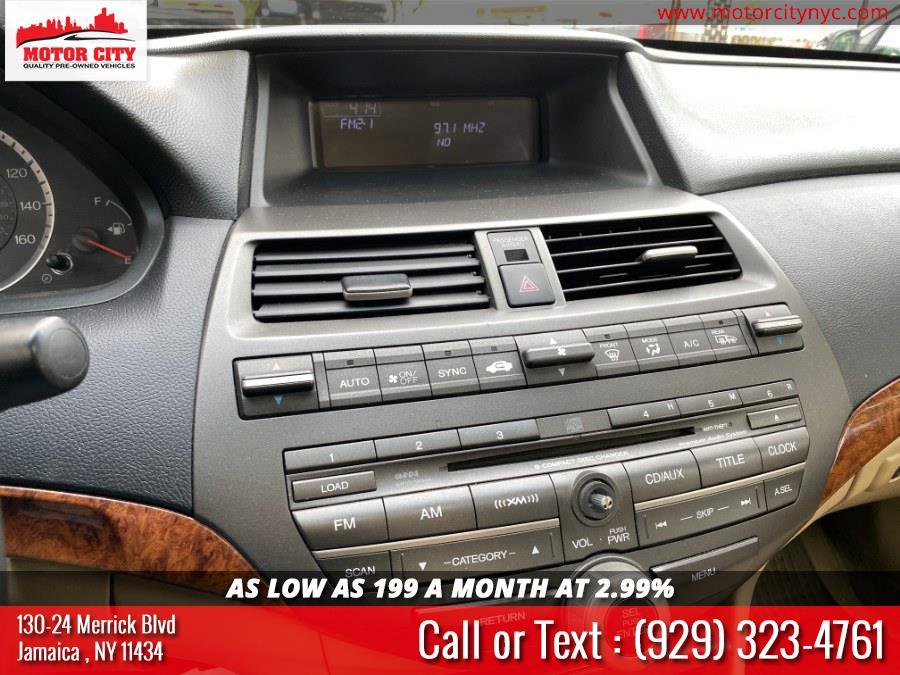 Used Honda Accord Sdn 4dr V6 Auto EX-L 2012 | Motor City. Jamaica, New York