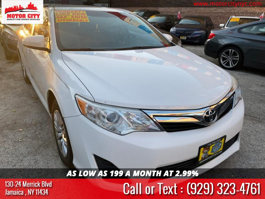 Used 2013 Toyota Camry in Jamaica, New York | Motor City. Jamaica, New York