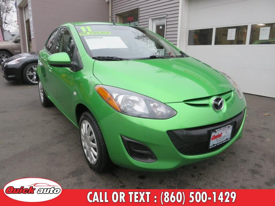 Used 2011 Mazda Mazda2 in Bristol, Connecticut | Quick Auto LLC. Bristol, Connecticut