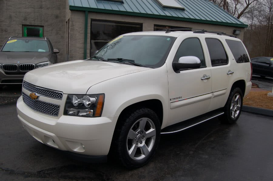 Used Chevrolet Tahoe 4WD 4dr 1500 LT w/3LT 2008 | M&N`s Autohouse. Old Saybrook, Connecticut