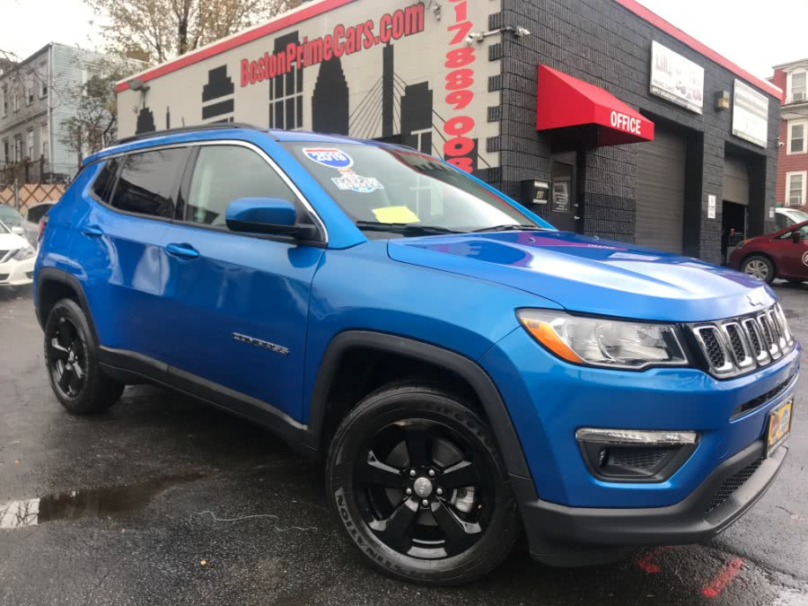 Used 2019 Jeep Compass in Chelsea, Massachusetts | Boston Prime Cars Inc. Chelsea, Massachusetts