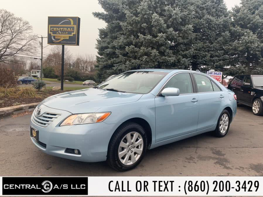 Used Toyota Camry 4dr Sdn V6 Auto XLE 2007 | Central A/S LLC. East Windsor, Connecticut