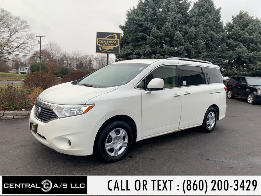 Used Nissan Quest 4dr S 2012 | Central A/S LLC. East Windsor, Connecticut