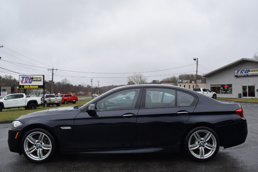 2014 BMW 5 Series 4dr Sdn 535i xDrive AWD, available for sale in Berlin, Connecticut | Tru Auto Mall. Berlin, Connecticut