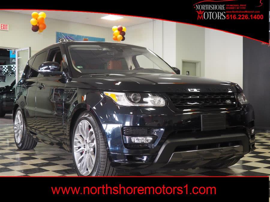 Used 2017 Land Rover Range Rover Sport in Syosset , New York | Northshore Motors. Syosset , New York