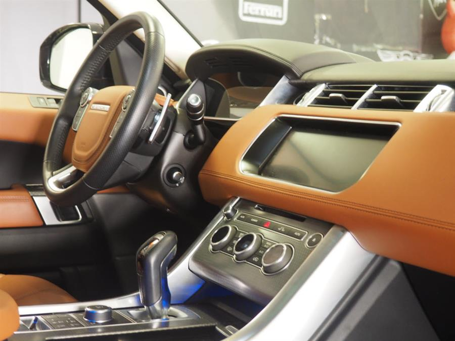 Used Land Rover Range Rover Sport V8 Supercharged Autobiography 2017 | Northshore Motors. Syosset , New York