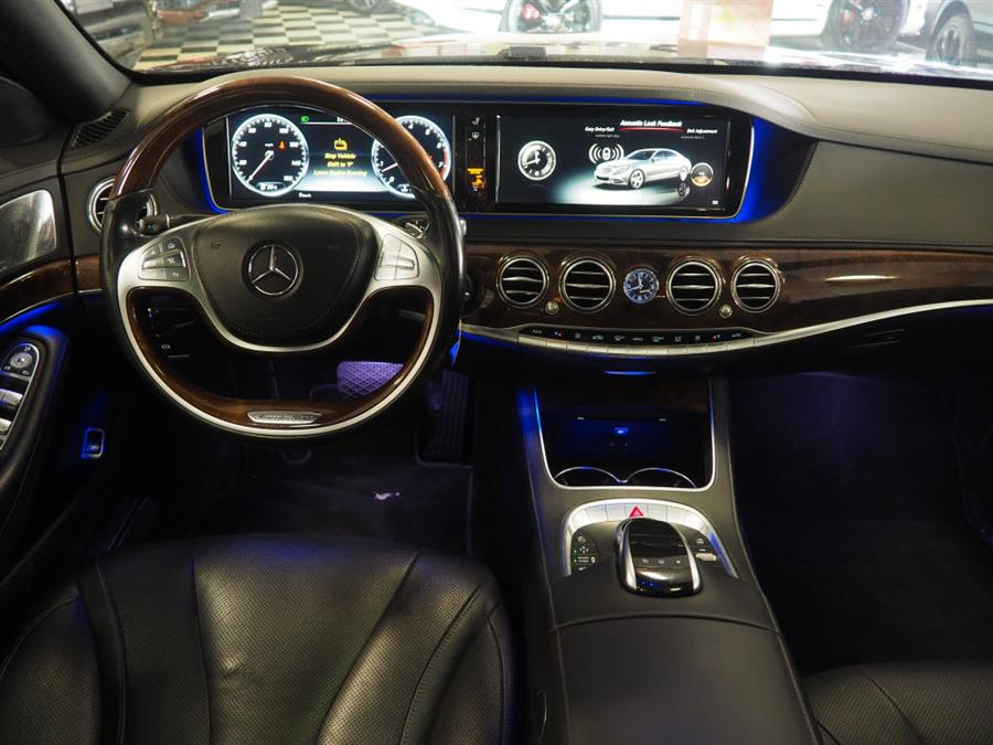 Used Mercedes-Benz S-Class 4dr Sdn S550 4MATIC 2015 | Northshore Motors. Syosset , New York