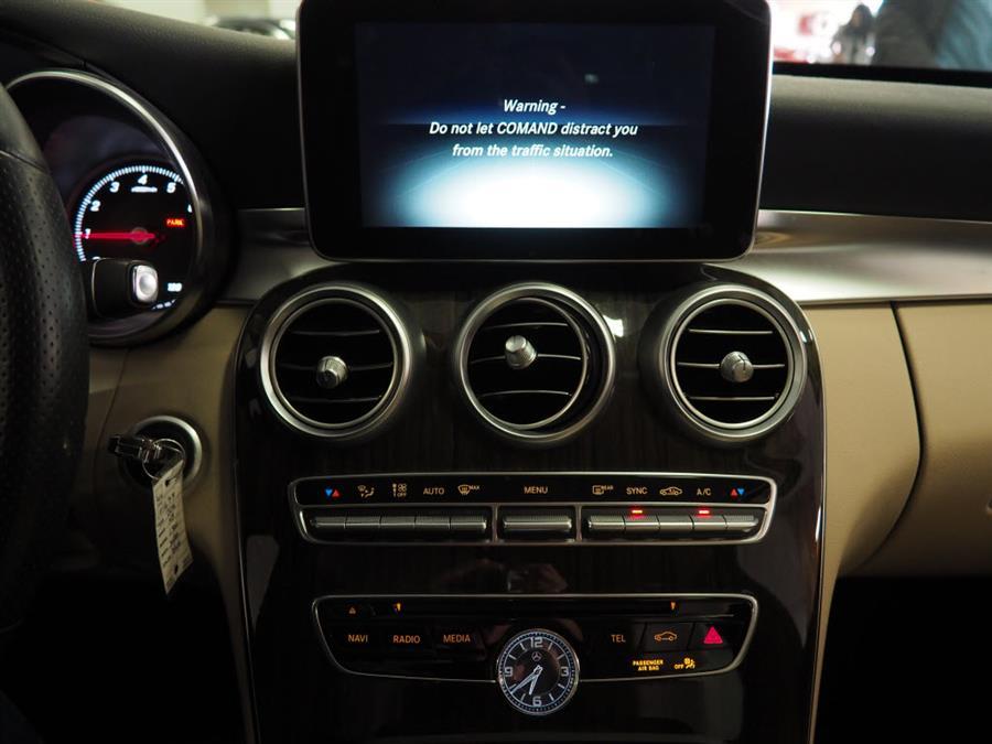 Used Mercedes-Benz C-Class 4dr Sdn C300 Sport 4MATIC 2016 | Northshore Motors. Syosset , New York