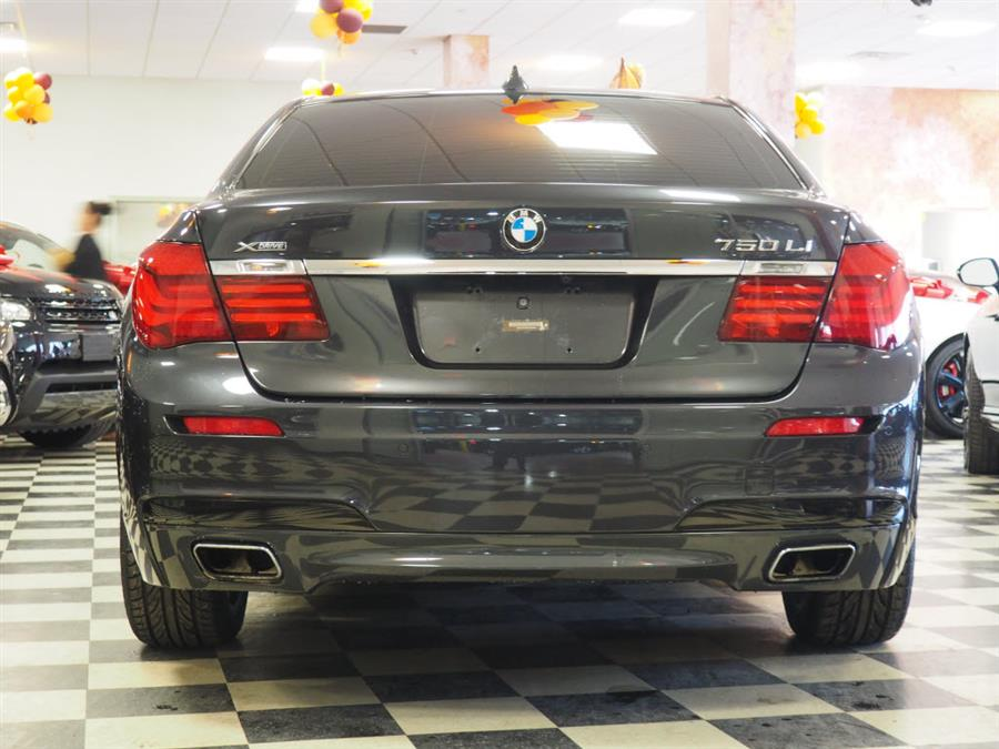 2014 BMW 7 Series 4dr Sdn 750Li xDrive AWD, available for sale in Syosset , New York | Northshore Motors. Syosset , New York