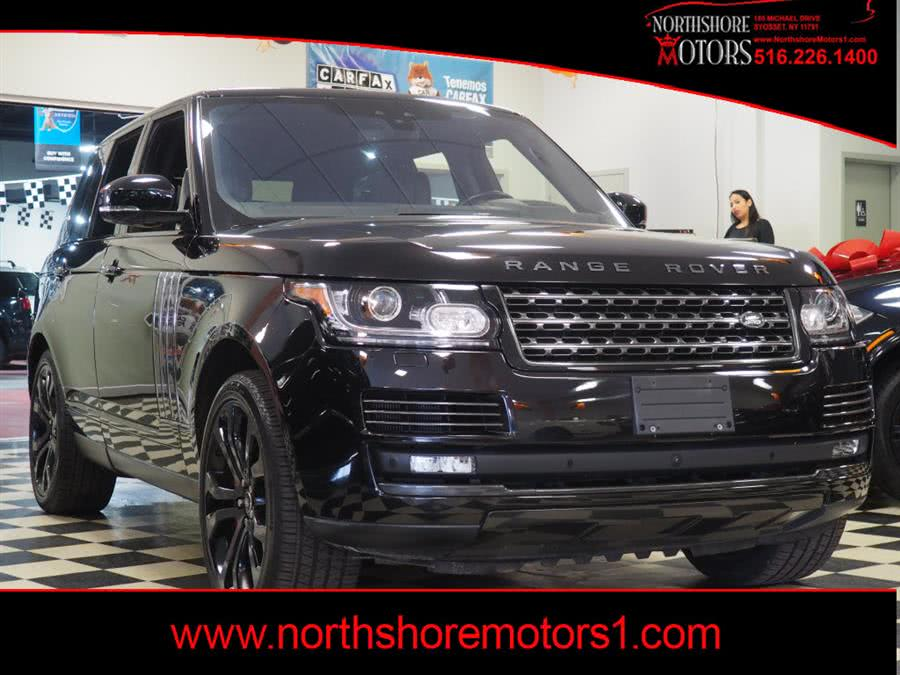 Used 2017 Land Rover Range Rover in Syosset , New York | Northshore Motors. Syosset , New York
