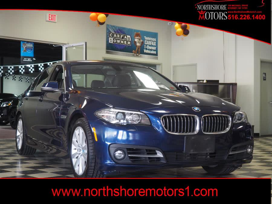 Used 2016 BMW 5 Series in Syosset , New York | Northshore Motors. Syosset , New York
