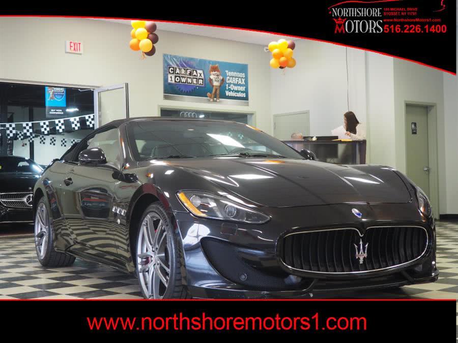 Used 2015 Maserati GranTurismo Convertible in Syosset , New York | Northshore Motors. Syosset , New York
