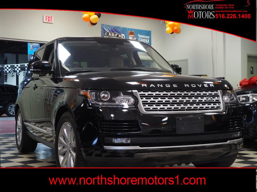 Used 2016 Land Rover Range Rover in Syosset , New York   Northshore Motors. Syosset , New York