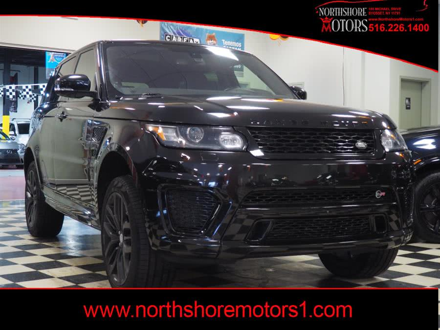 Used 2016 Land Rover Range Rover Sport in Syosset , New York   Northshore Motors. Syosset , New York