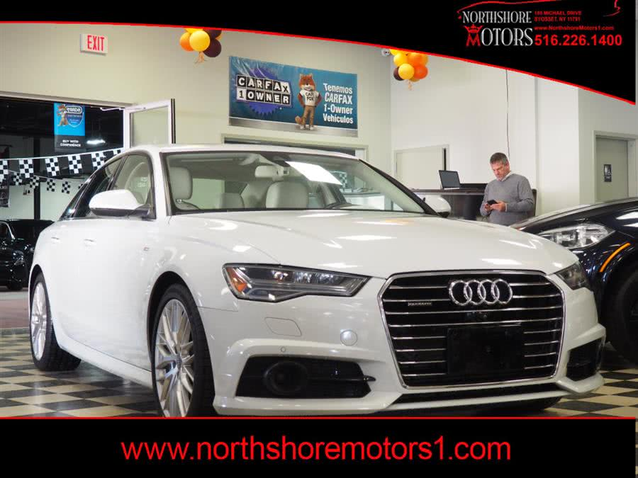 Used 2017 Audi A6 in Syosset , New York | Northshore Motors. Syosset , New York