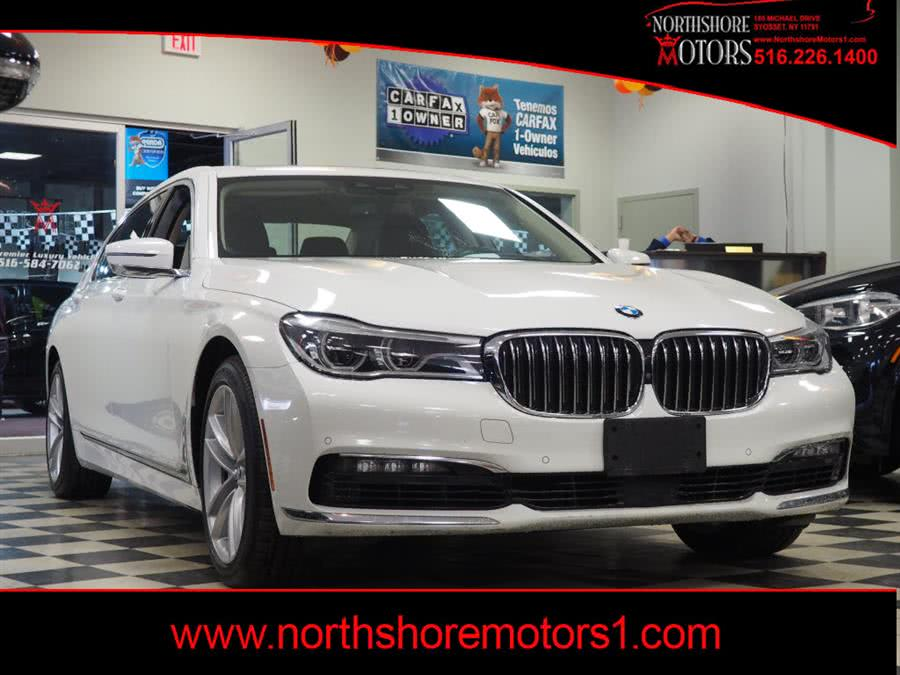 Used 2016 BMW 7 Series in Syosset , New York | Northshore Motors. Syosset , New York