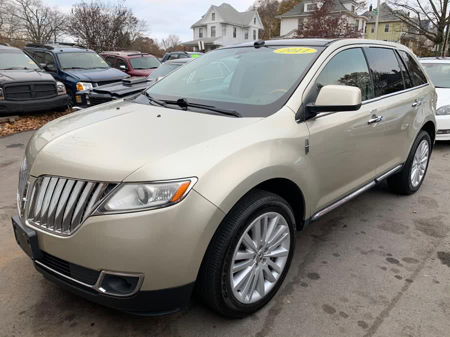 Used 2011 Lincoln MKX in New Britain, Connecticut | Central Auto Sales & Service. New Britain, Connecticut