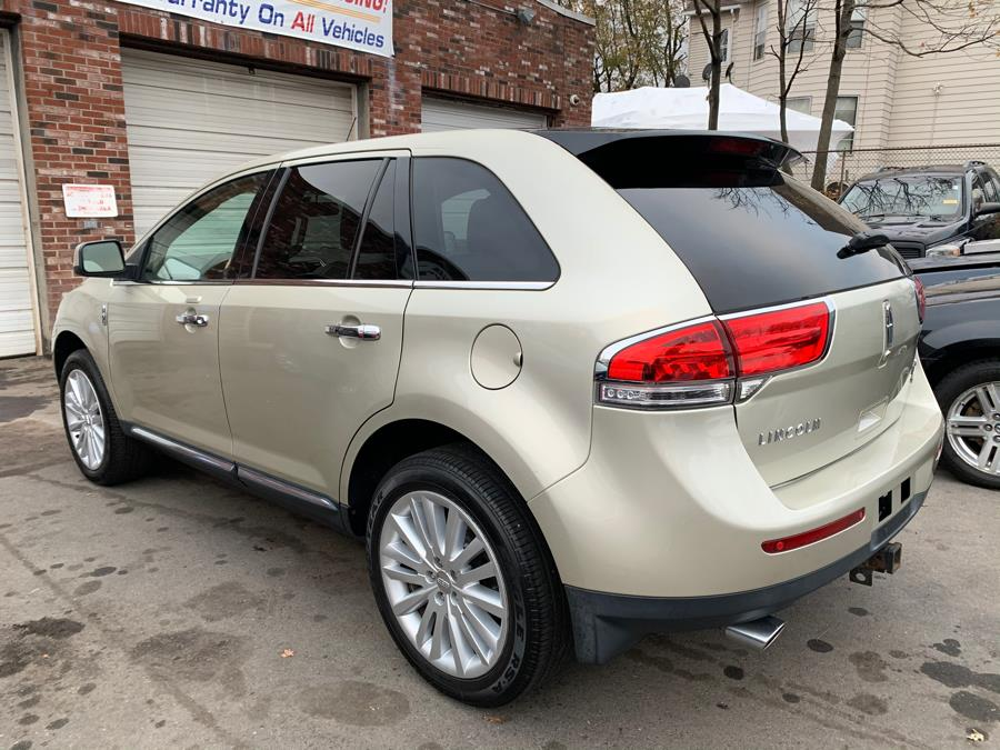 Used Lincoln MKX AWD 4dr 2011   Central Auto Sales & Service. New Britain, Connecticut