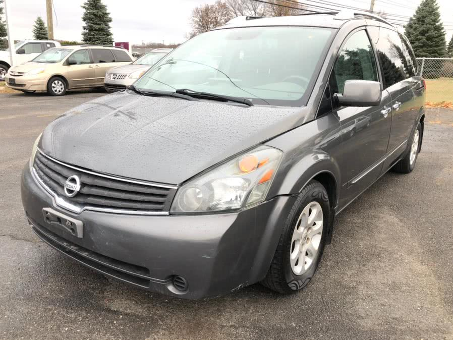 Used 2008 Nissan Quest in East Windsor, Connecticut | A1 Auto Sale LLC. East Windsor, Connecticut
