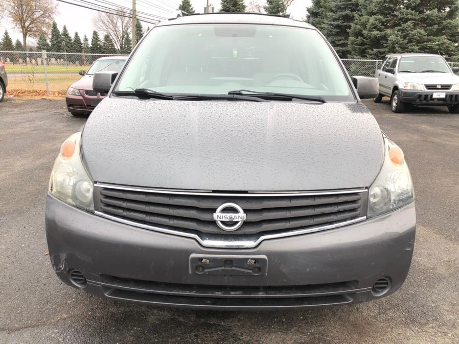 2008 Nissan Quest 4dr SL, available for sale in East Windsor, Connecticut | A1 Auto Sale LLC. East Windsor, Connecticut