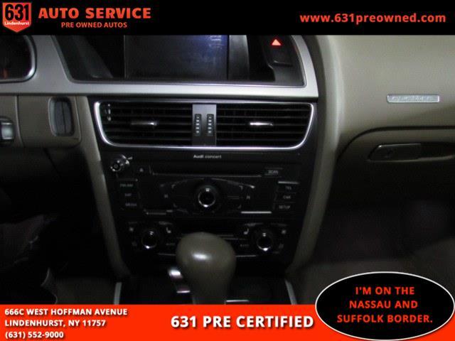 Used Audi A5 2dr Cpe Auto quattro 2.0L Premium Plus 2010 | 631 Auto Service. Lindenhurst, New York