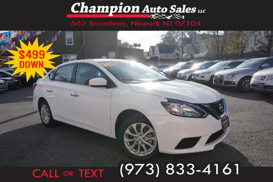 Used 2019 Nissan Sentra in Newark , New Jersey | Champion Used Auto Sales 2. Newark , New Jersey