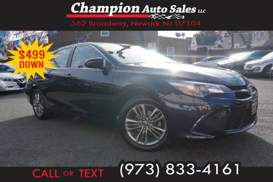 Used 2017 Toyota Camry in Newark , New Jersey | Champion Used Auto Sales 2. Newark , New Jersey