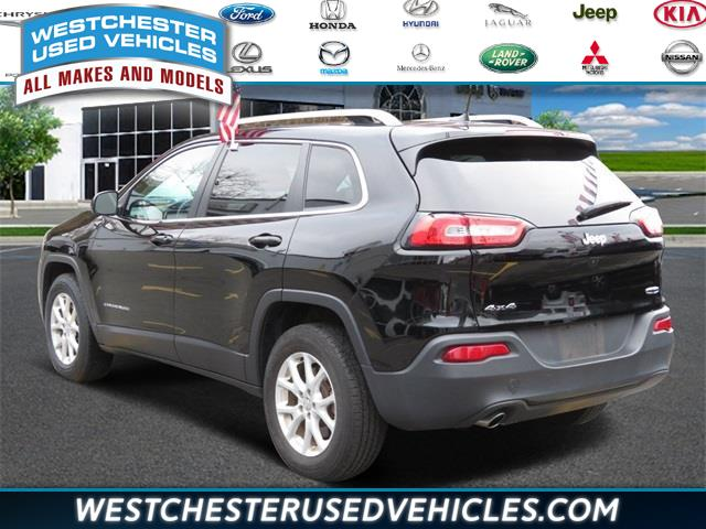2017 Jeep Cherokee Latitude, available for sale in White Plains, New York | Westchester Used Vehicles . White Plains, New York
