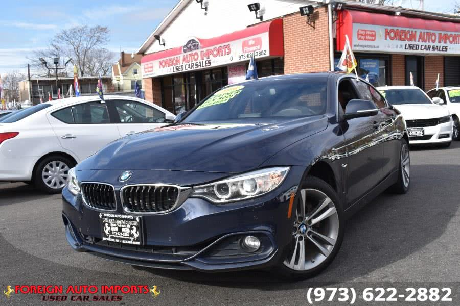 Used 2016 BMW 4 Series in Irvington, New Jersey | Foreign Auto Imports. Irvington, New Jersey