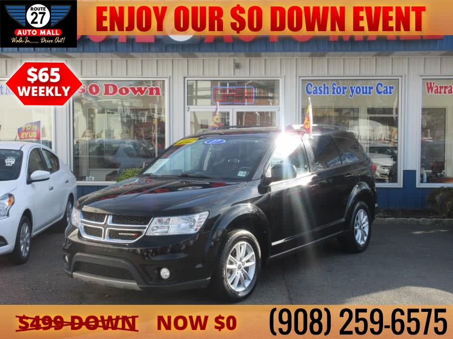 Used 2017 Dodge Journey in Linden, New Jersey | Route 27 Auto Mall. Linden, New Jersey
