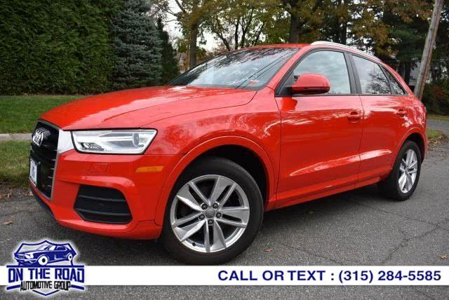 Used 2017 Audi Q3 in Bronx, New York | On The Road Automotive Group Inc. Bronx, New York
