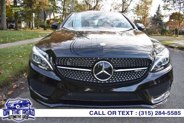 Used Mercedes-Benz C-Class AMG C 43 4MATIC Coupe 2017 | On The Road Automotive Group Inc. Bronx, New York