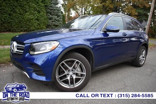 Used 2017 Mercedes-Benz GLC in Bronx, New York | On The Road Automotive Group Inc. Bronx, New York