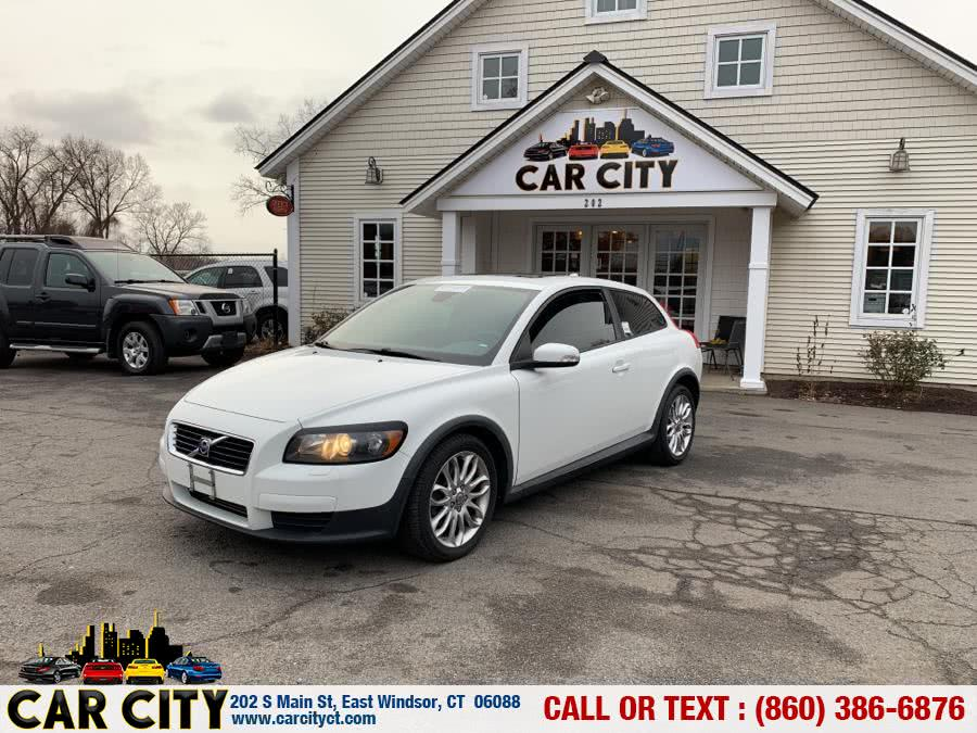 2009 Volvo C30 2dr Cpe Auto w/Sunroof, available for sale in East Windsor, CT