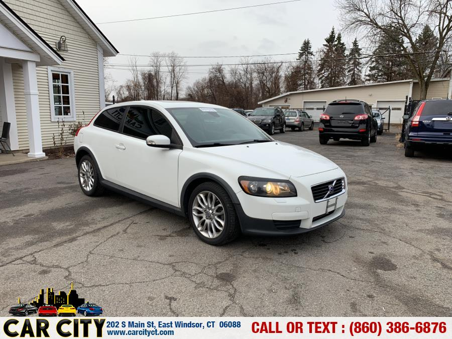 Used Volvo C30 2dr Cpe Auto w/Sunroof 2009 | Car City LLC. East Windsor, Connecticut