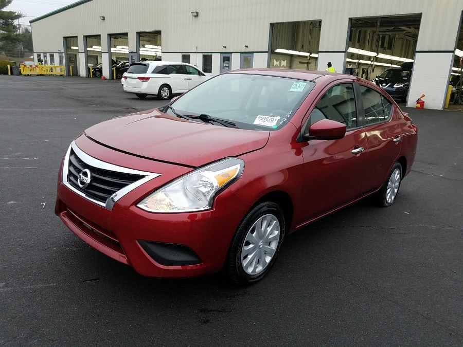 Used Nissan Versa 4dr Sdn CVT 1.6 SV 2016 | Wide World Inc. Brooklyn, New York